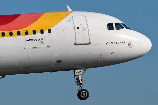 Iberia informa que voltará a voar para Havana