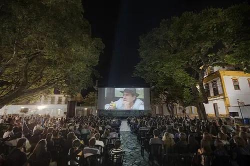 Cidade histórica de Tiradentes realiza 18ª edição Mostra de Cinema