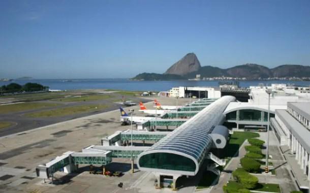 Aeroporto Santos Dumont comemora 80 anos nesta quarta