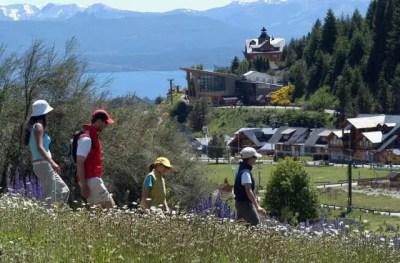 Bariloche é o segundo destino mais visitado pelos brasileiros na Argentina. (Foto: divulgação)