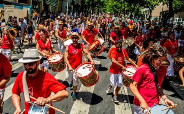 Carnaval de BH levou 1,5 milhão de foliões às ruas