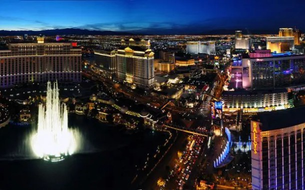 Las Vegas recebe 41 milhões de visitantes em 2014 e quebra recorde