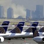United Airlines anuncia lucro de US$ 1.7 bilhão no terceiro trimestre