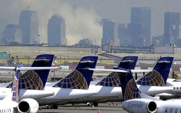United Airlines anuncia lucros do quarto trimestre e de todo o ano de 2014