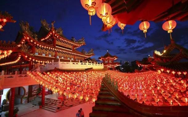 Ano Novo Chinês é comemorado neste mês de fevereiro