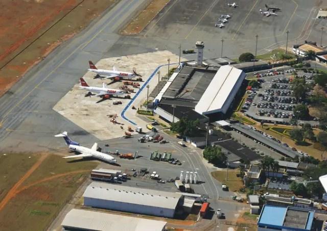 Aeroporto de Goiânia comemora 60 anos com novo terminal e 1° Spotter Day