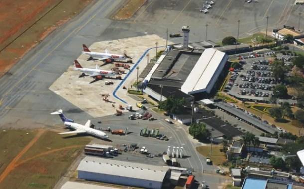 Obras de infraestrutura do novo Aeroporto de Goiânia serão retomadas