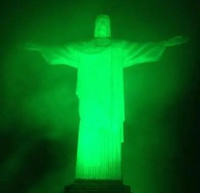 """Irlanda vai """"esverdear"""" São Paulo, Rio de Janeiro e Brasília em março"""