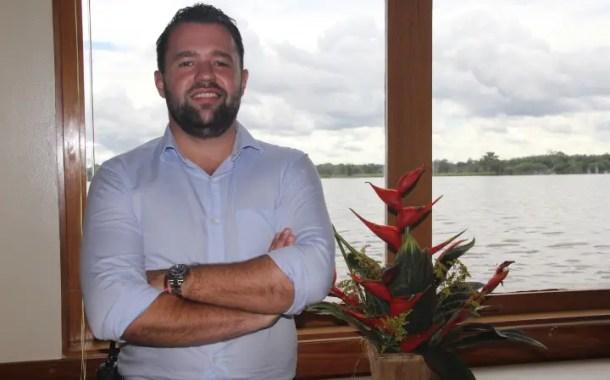 Arnaud Le Lanchon, diretor do Grand Amazon Iberostar, fala ao DIÁRIO