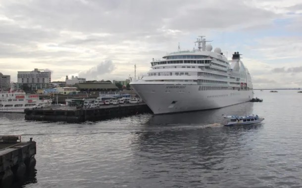 Infraestrutura precária limita turismo de cruzeiros no Brasil, dizem especialistas