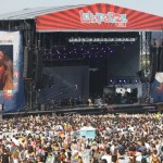 Lollapalooza atrai turistas para capital paulista