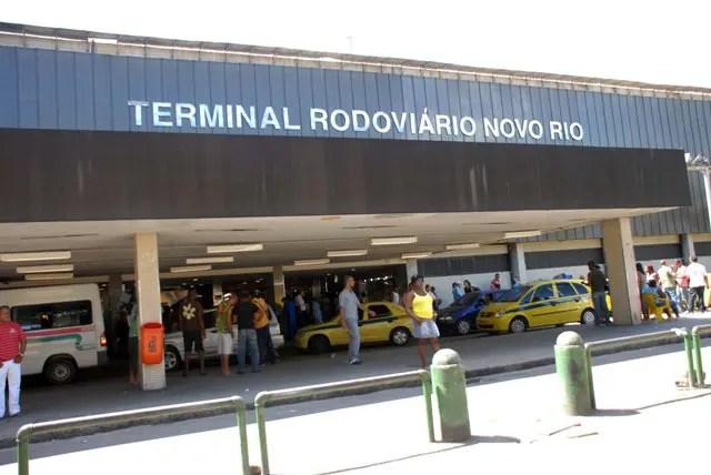 Rodoviária Novo Rio prevê uso de 2.026 ônibus extras na Semana Santa