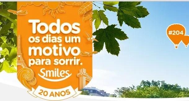 Banco reduz valor mínimo de transferência de pontos para o Smiles