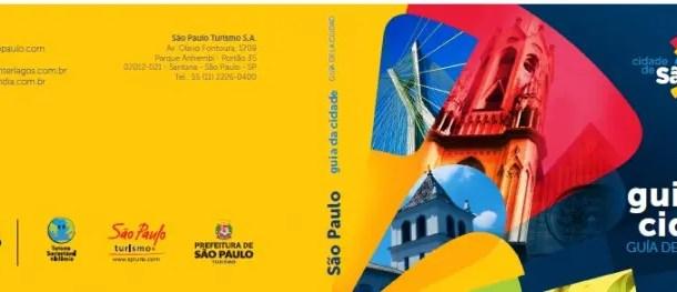 São Paulo ganha guia oficial gratuito durante WTM