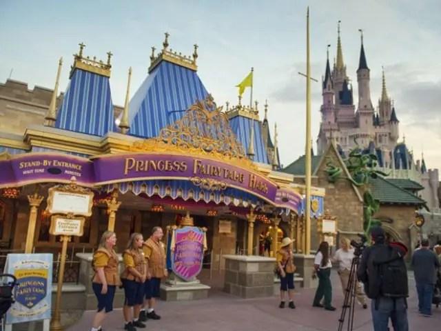 Walt Disney World oferece planos de refeições grátis em promoção