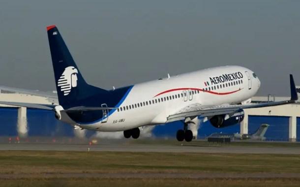 Aeroméxico anuncia nova rota entre Cidade do México e Vancouver