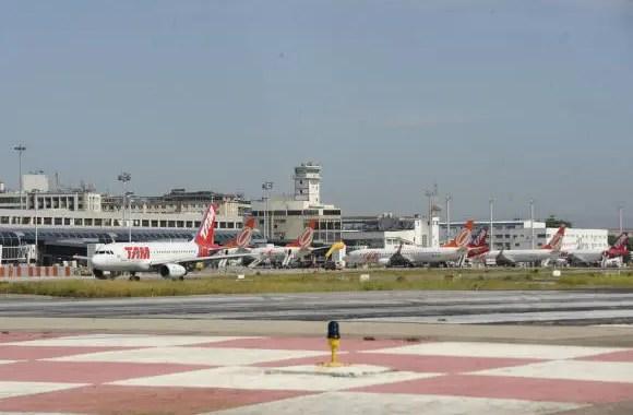 Demanda doméstica por voos cai 6,3% em junho, segundo ANAC