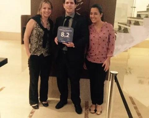 Nobile Suítes Monumental (DF) é premiado pelo Booking.com