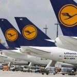 """Lufthansa diz que atingirá """"confortavelmente"""" meta de lucro"""