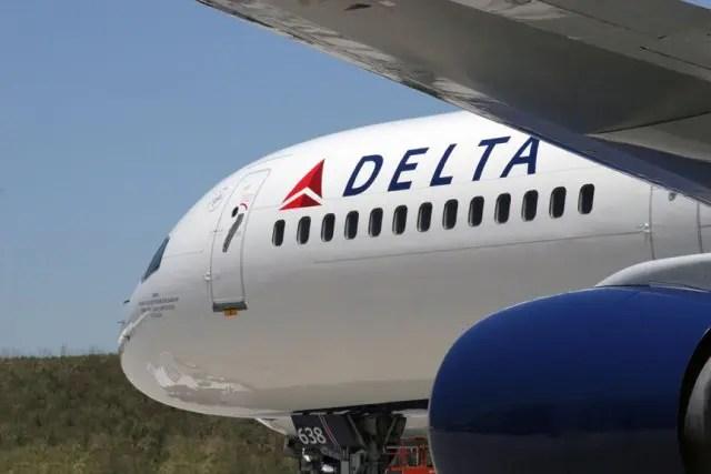 Delta Airlines acredita que turbulência será superada