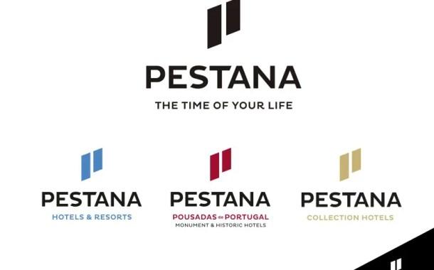 Grupo hoteleiro Pestana apresenta sua nova identidade visual
