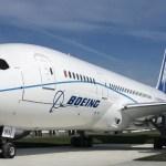 Aviões Boeing 787 com nova turbina GE precisam fazer Recall