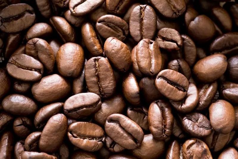 """""""Ainda hoje o café é muito importante para a cidade.  Ele tem tudo a ver com Santos (Foto: arquivo DT)"""