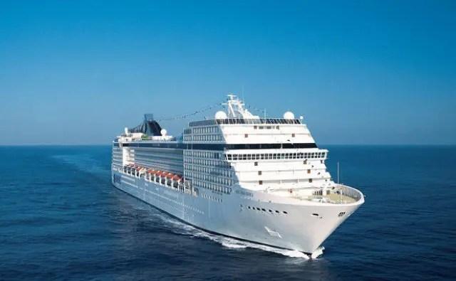 Temporada de cruzeiros aquece turismo nacional