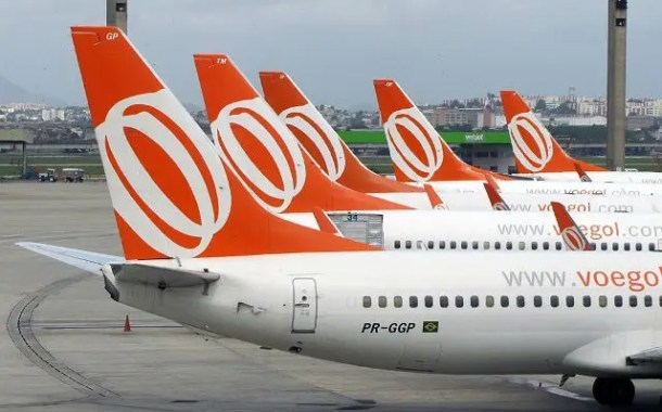 Gol oferecerá wi-fi e televisão ao vivo durante voo