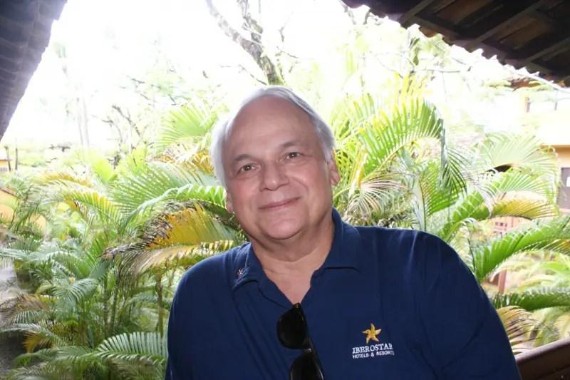 Orlando Giglio, diretor executivo da Iberostar Brasil, fala ao DIÁRIO