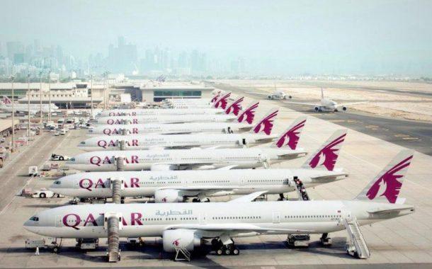 Qatar Airways é eleita melhor companhia aérea do mundo