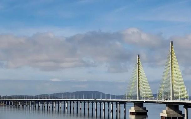 Nova ponte catarinense impulsiona turismo no estado