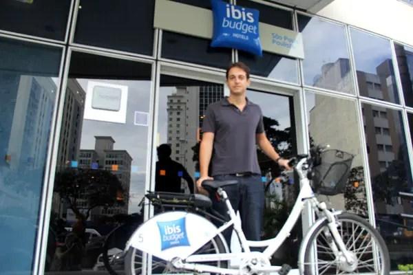 """Gabriel Arcon, da E-moving: """"as empresas precisam se preocupar com a mobilidade urbana"""""""