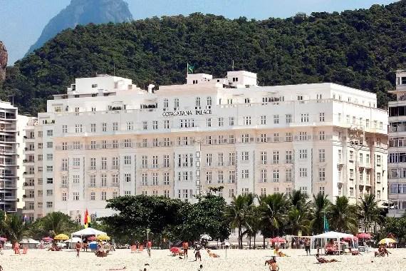 "Copacabana Palace recebe prêmio ""Best of the Best"" da rede Virtuoso"