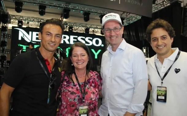 Sofitel é patrocinador Master de torneio de golfe da Nespresso