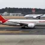 Empresa aérea indiana proíbe tripulação acima do peso de voar