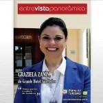 Graziela Zanin, do Grande Hotel São Pedro, é capa da EP de setembro