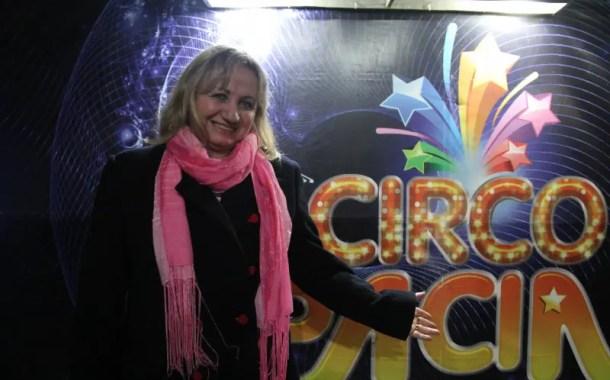 Circo Spacial estreia em São Paulo e comemora área destinada à atividade