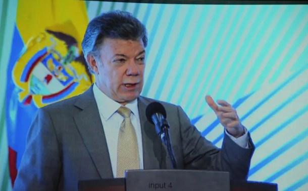 Presidente da Colômbia: