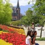 Cidade de Medellín estáde luto