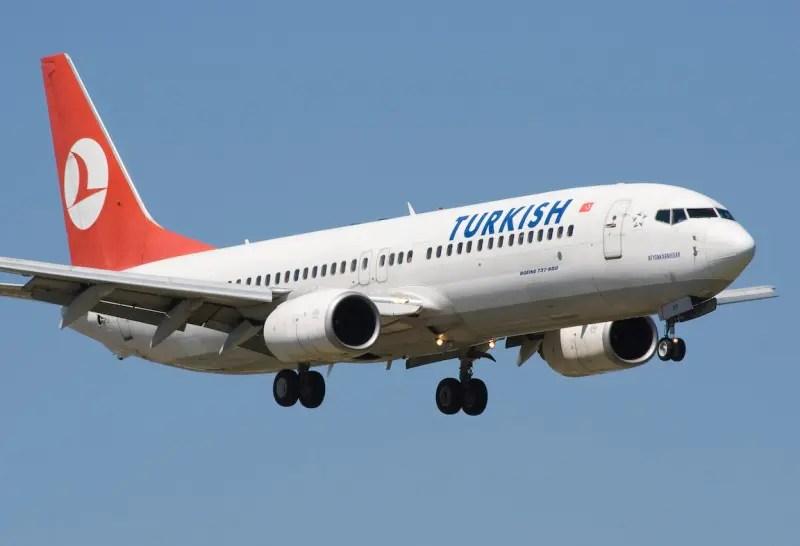 Turkish Airlines anuncia tarifas promocionais para diversos destinos