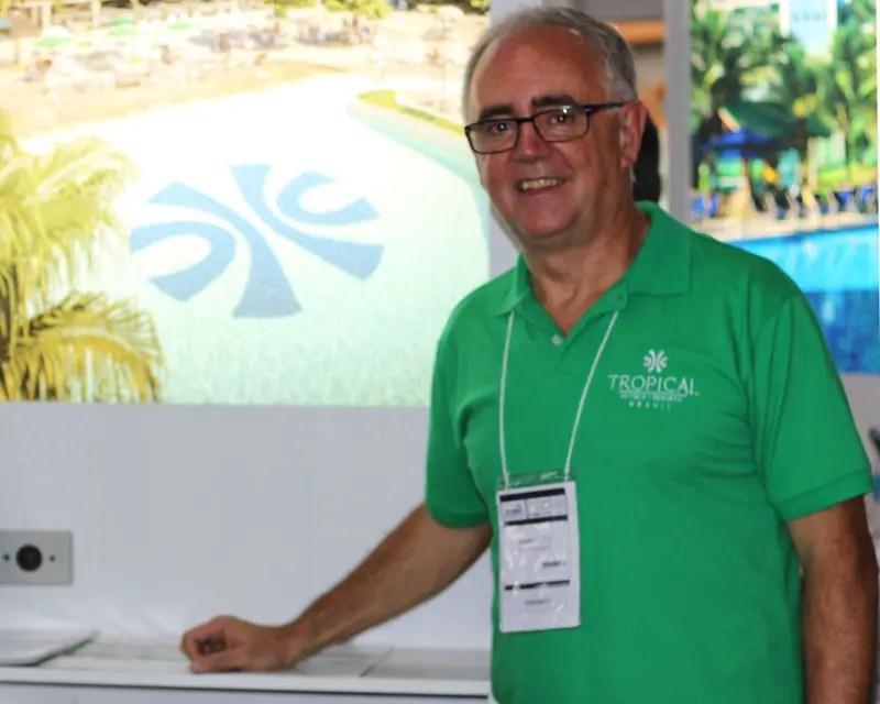 Ao comemorar 44 anos do Tropical Tambaú, rede é escolhida para recepcionar as Olimpíadas de 2016