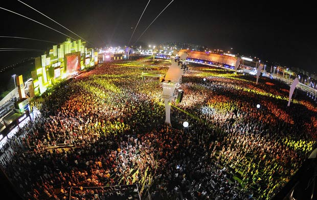 Bienal, Rock in Rio e o caos no entorno  do Riocentro e adjacências