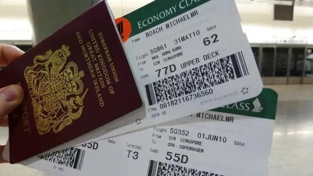 Limites da Responsabilidade das Agências de Turismo na Venda de Bilhetes Aéreos