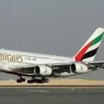 Emirates operará voo único com o A380 para São Paulo