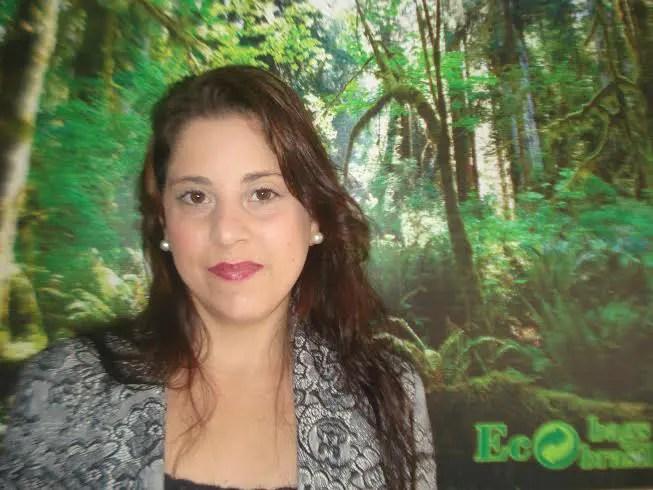Jennifer Antunes, executiva da Ecobags:
