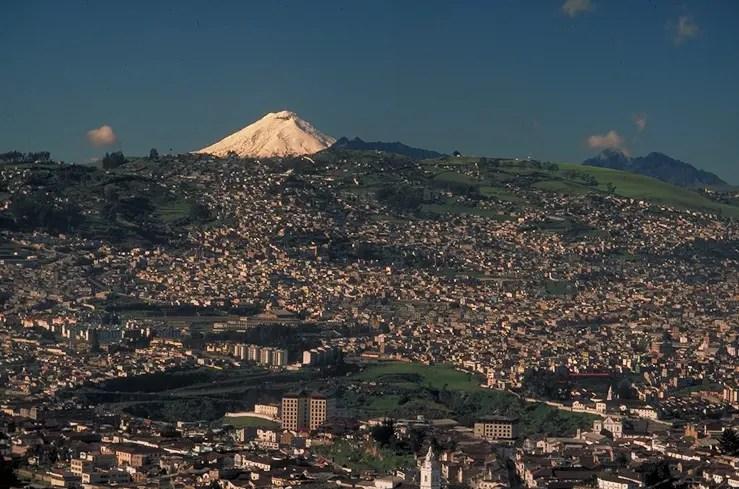 Quito é eleito Destino Líder da América do Sul nos World Travel Awards 2015