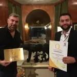 """Restaurante paulistano recebe certificado """"Ospitalità Italiana – Ristoranti Italiani nel Mondo"""""""