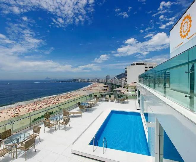 Arena Copacabana Hotel lança pacote de Réveillon 2016