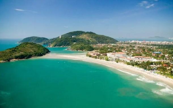 Guarujá espera até 265 mil visitantes no feriado